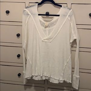Free people pull over/ sweater